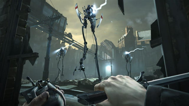 dishonored definitive edition discount header