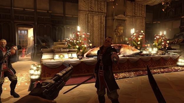 Dishonored Hands-on