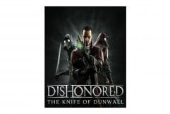 dishonored the knife of dunwall dlc review cover art