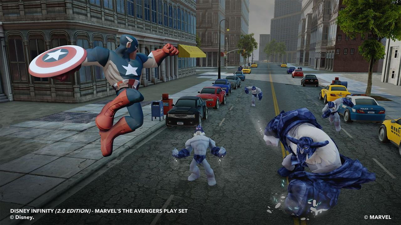 Marvel Video Games