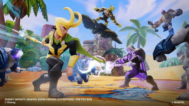 toy box  available standalone download disney infinity loki green goblin roanan