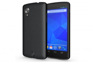 Diztronic Matte Back TPU Case