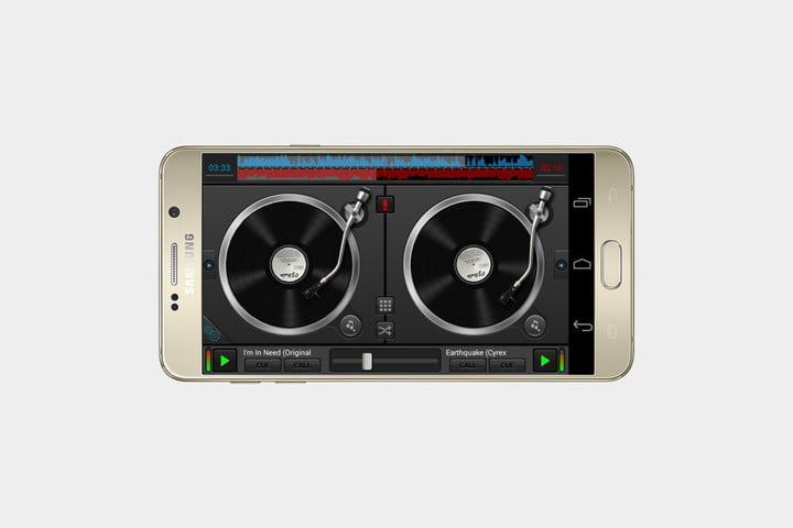 DJ Tools App Screen