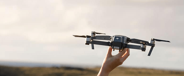 DJI's Mavic Pro packs down to water-bottle size, goes 40 mph, avoids obstacles