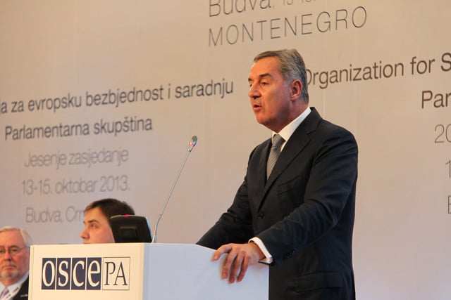 montenegro election cyber attack djukanovic