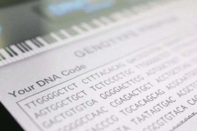 idnatity audio dna code