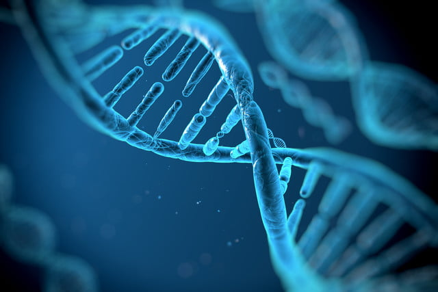 hiv cure dna double helix