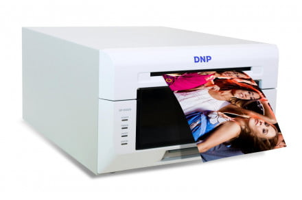 DNP DS620A photo printer is