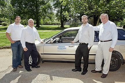 Do it yourself Middle Tennessee State working on inexpensive retrofitting plug-in hybrid kit