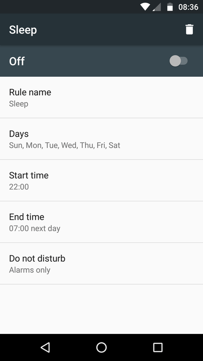 moto g  tips and tricks do not disturb