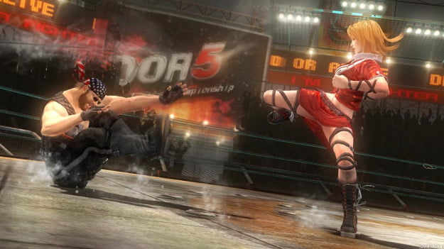 Dead Or Alive 5 -- Tina, Bass