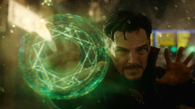 box office doctor strange trolls hacksaw ridge review