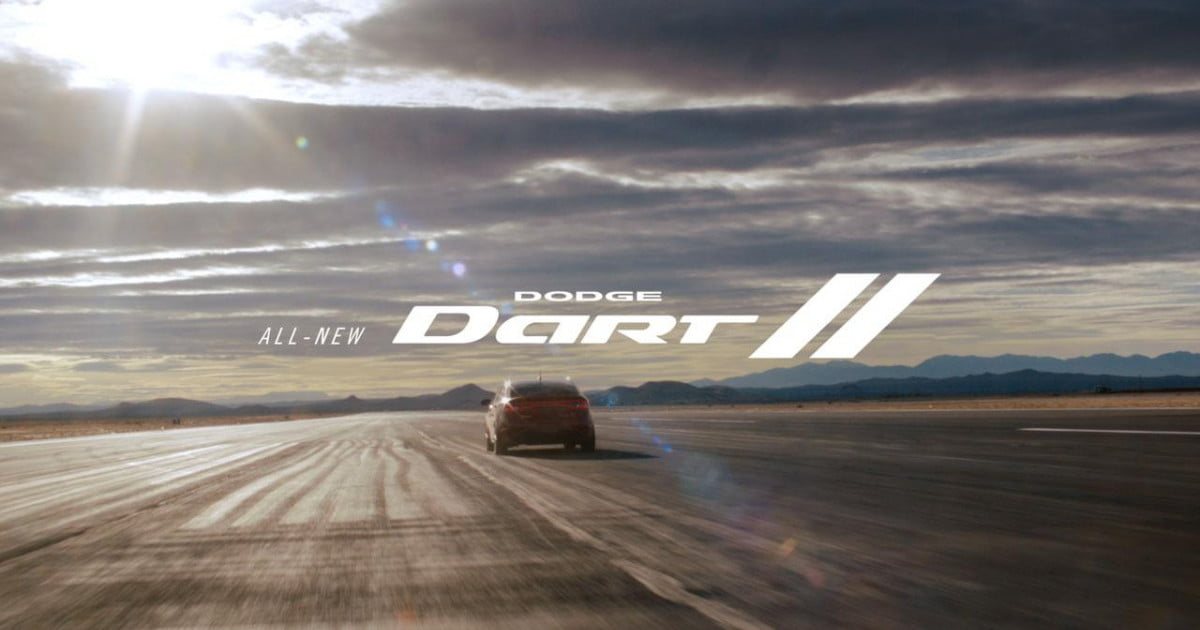 how to change cars forever dodge dart ad airs during mlb. Cars Review. Best American Auto & Cars Review