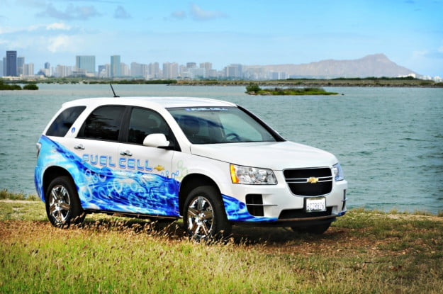DOE announces that they will stay on track with hydrogen vehicles