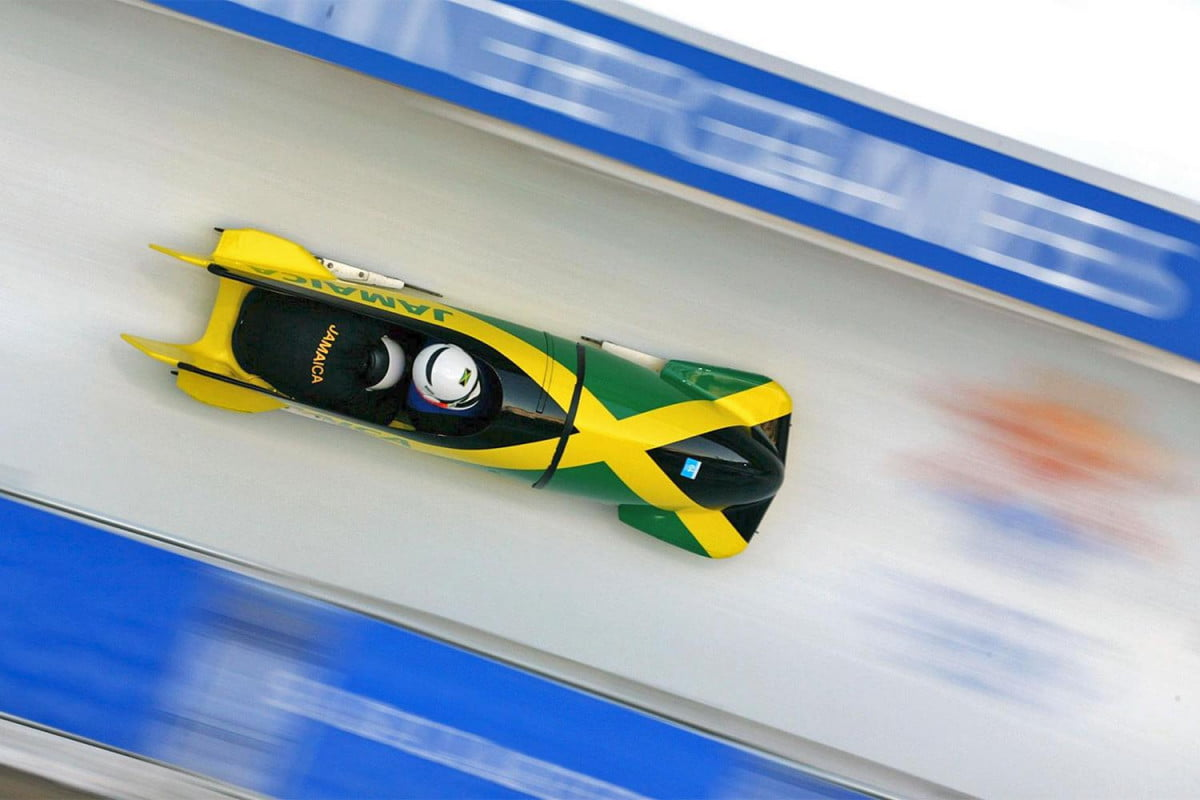 olympics donations dogecoin jamaican bobsled team