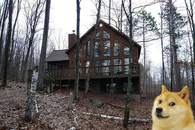 man tries sell home  million dogecoins dogecoin vacation doge