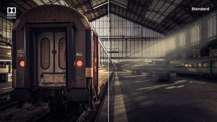 hdr for tvs explained dolby vision train