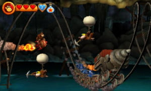 Donkey Kong Country Returns 3D Review 3