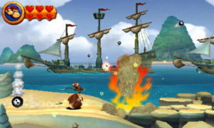 Donkey Kong Country Returns 3D Review 4