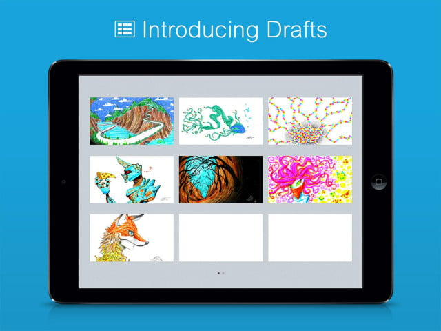 doodle ly app for drawing doodlely drafts