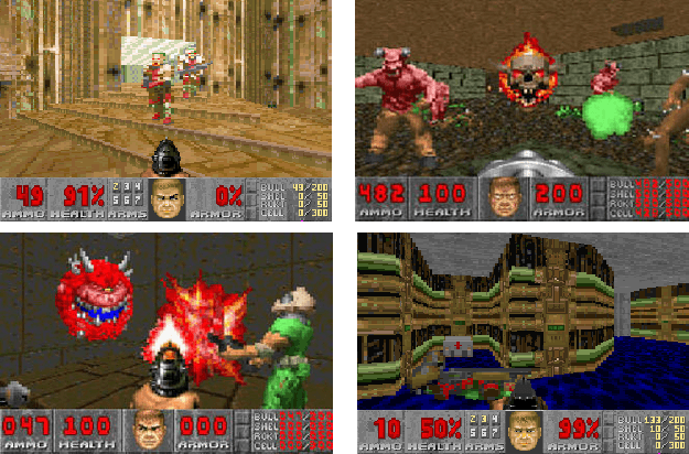 Doom Screens