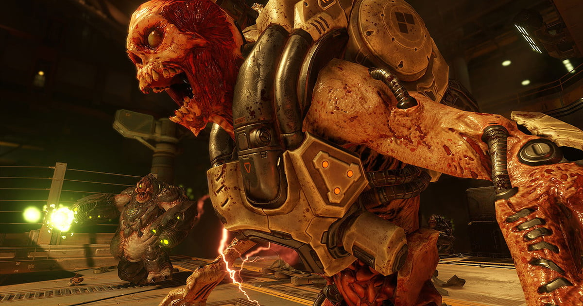 Today's Doom Update Adds New Modes, Creation Tools | Digital Trends