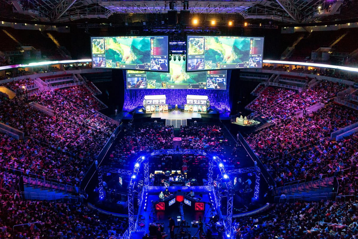 the international  espn coverage dota
