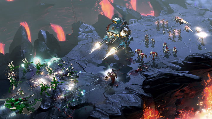 dawn of war iii trailer relic entertainment dow