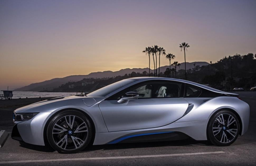Bmw I8s Rumors Hybrid Supercar With 500 Hp Or More