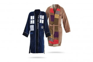 Dr Who robes