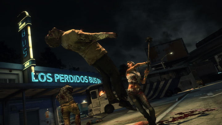 dead rising  fallen angel dlc review dr screenshot