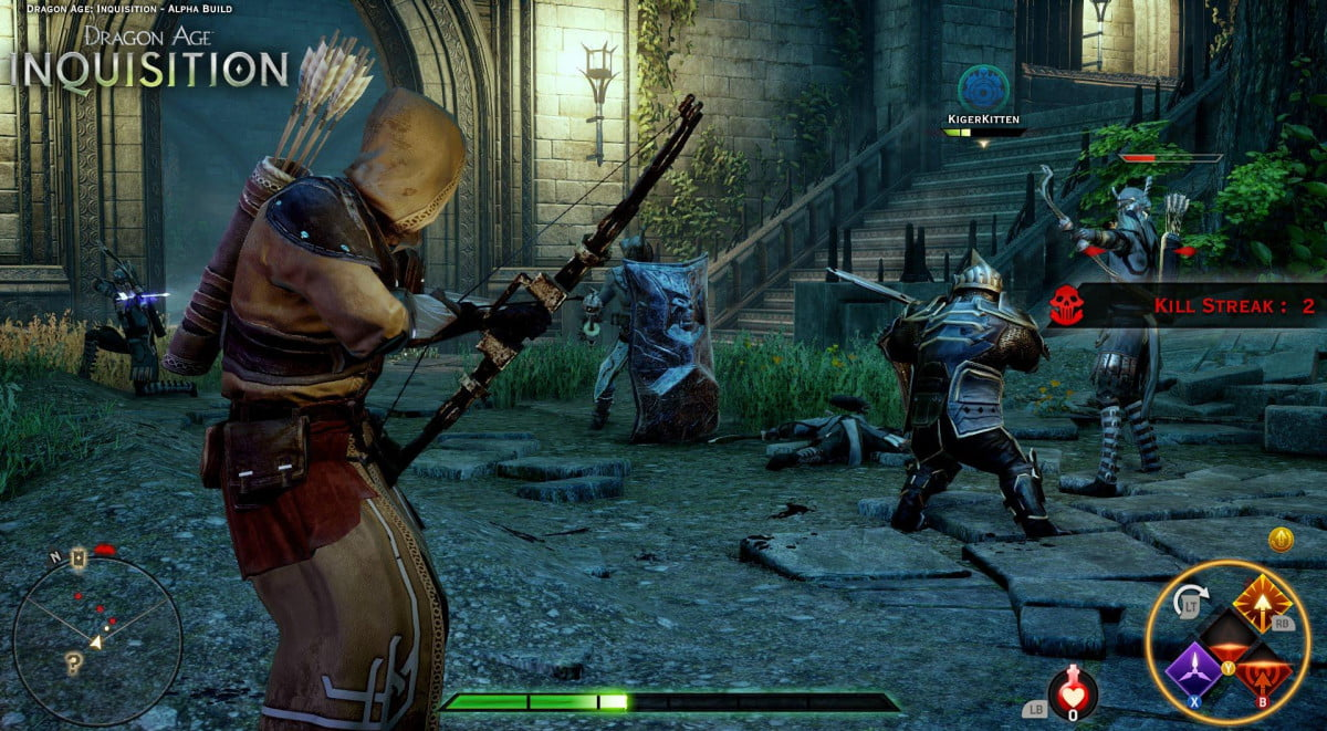dragon age inquisition free trial pc multiplayer