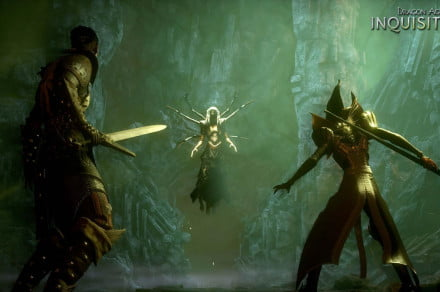 Dragon Age Inquisition multiplayer header