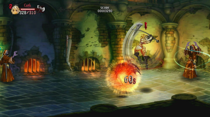 dragons crown review playstation  screenshot