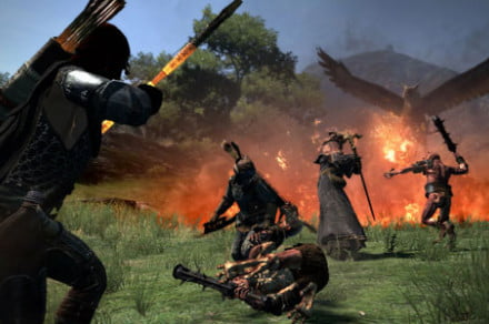 dragons-dogma-bow-arrow-fire