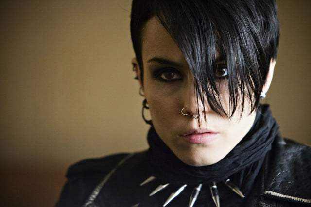 girl in the spiders web movie dragontattoo g