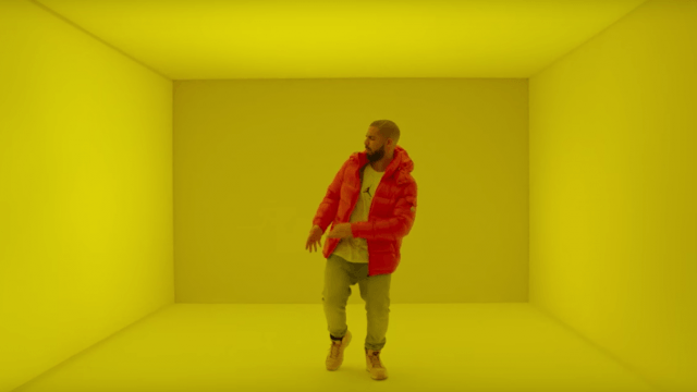 drake puts up images alluding to his latest record in toronto video