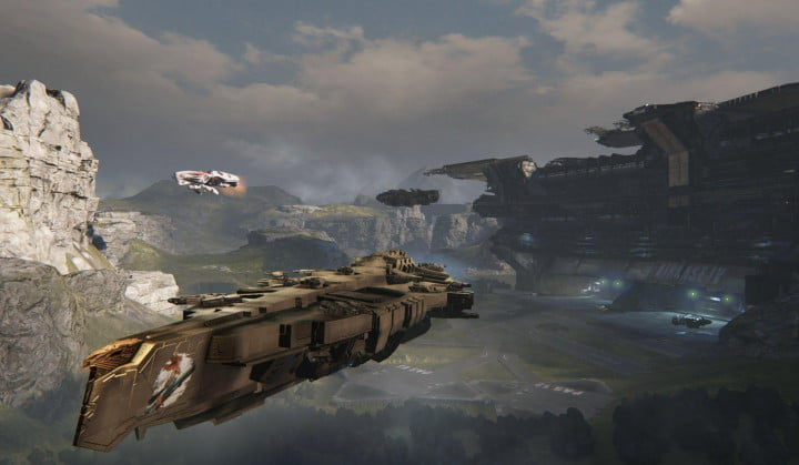 dreadnought yager e  preview