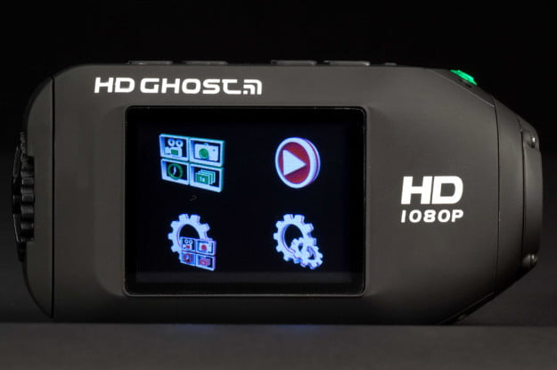 drift hd ghost action camera review screen