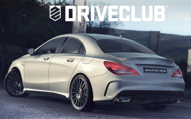 driveclub officially delayed into early  (mercedes)