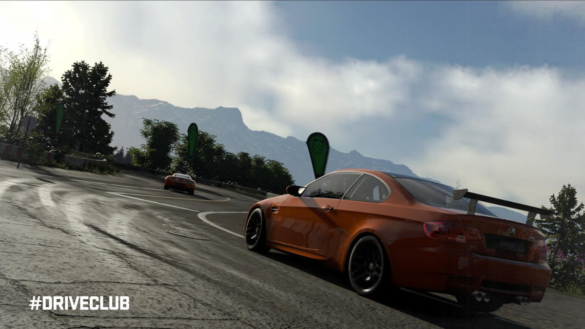driveclub playstation plus edition nears completion gc