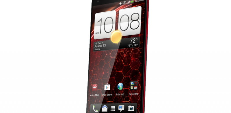Droid DNA review
