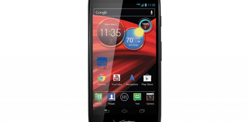 Droid RAZR MAXX HD review android smartphone