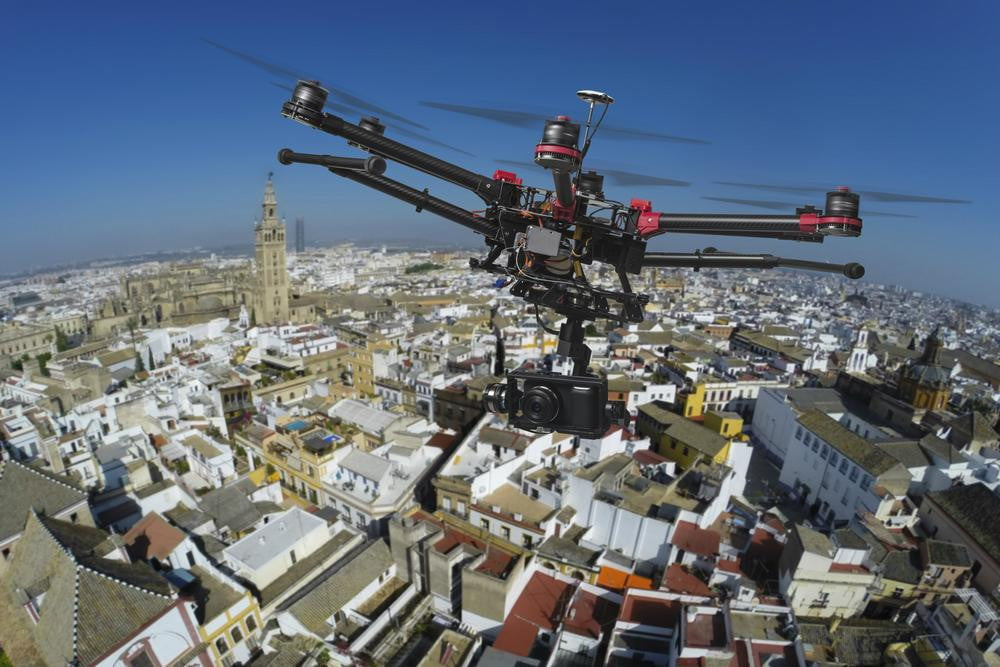 researchers say faa overestimating small drone risk above city