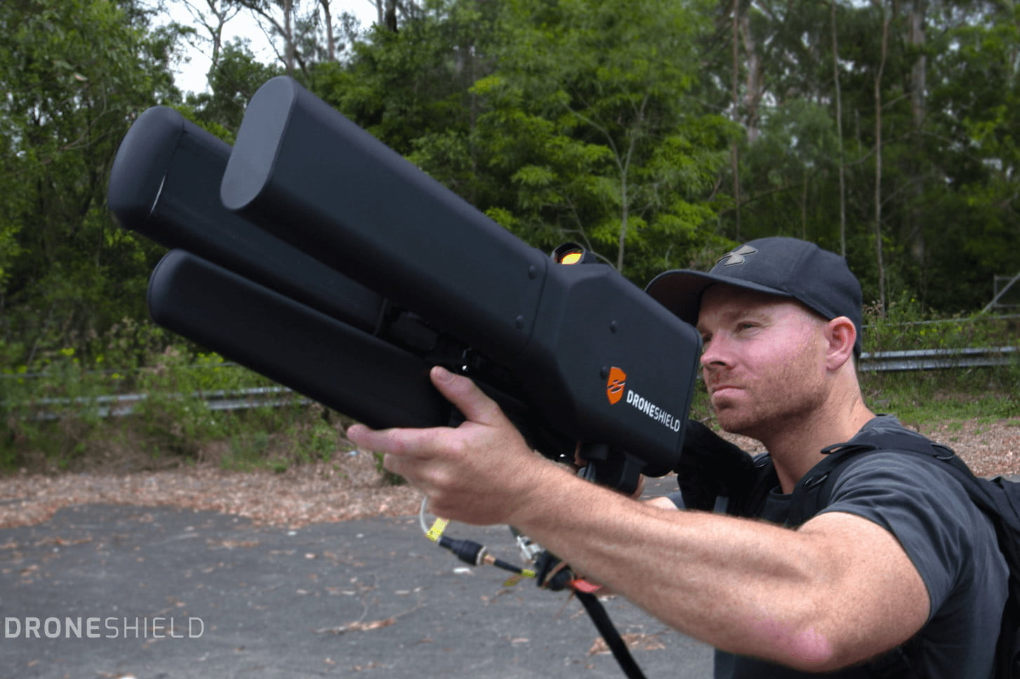 Droneshield's Dronegun Is Designed To Stop Drones