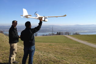 Drones in support of humanity
