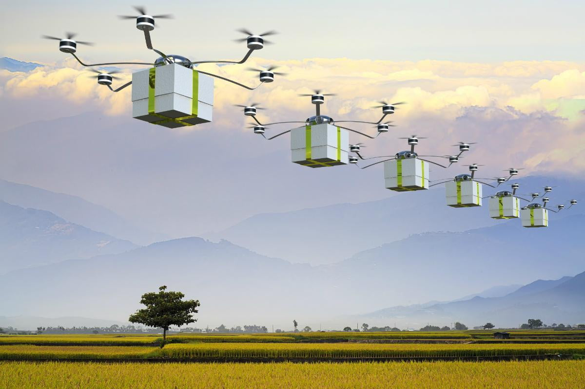 poll  americans oppose use drones especially deliver small packages