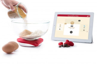 Drop Kitchen Scale