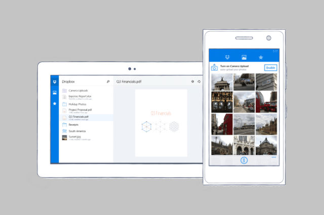 dropbox finally launches app windows phones tablets for