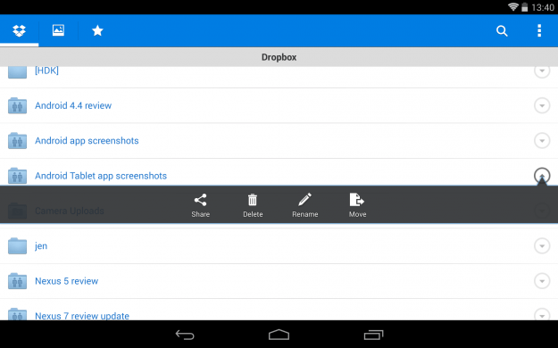 Dropbox_Android_tablet_app_screenshot